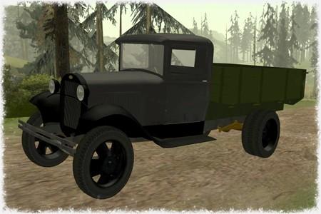 ГАЗ-АА 1932