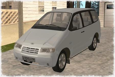 """ВАЗ-2120 """"Надежда"""""""