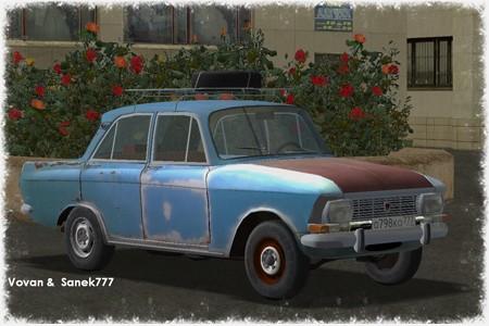 Москвич-412 ИЭ