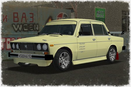Ваз 2106 Sparco